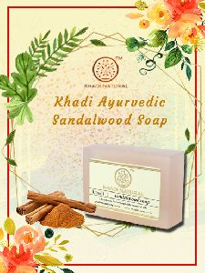 Khadi Natural Sandalwood Soap