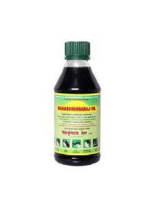 Mahabhringraj Massaging Oil, 200 ml