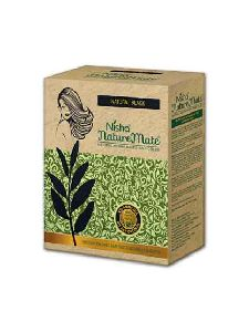 Nisha Nature Mate Natural henna based hair Color [Natural-Black]