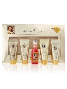 Shahnaz Husain 24 Carat Gold Facial Kit