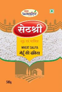 Wheat Daliya
