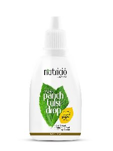 Organic Panch Tulsi Drop