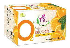 TBC Oxygen Bleach Cream