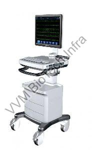 ECG Machine Trolley
