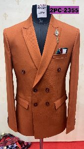 2 Piece Mens Coat Suit