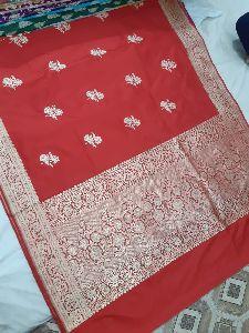 Banarasi Kadwa Silk Saree