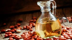 Virgin Groundnut Oil