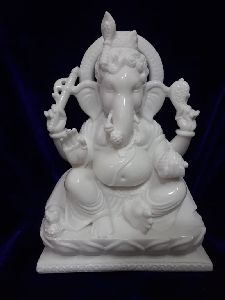 Cultural Marble Ganesh Statue