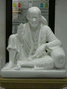 Dwarka Mai Sai Baba Statue