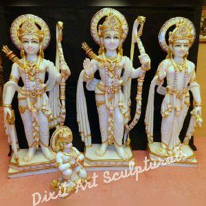Marble Ram Parivaar Murti