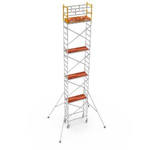 VS10 Aluminium Single Width Scaffold