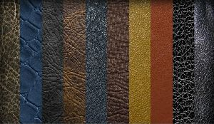 Embossed Grain Leather