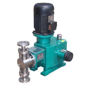 Plunger Type Metering Pump