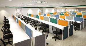 Office Interior Turnkey Project
