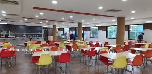Restaurant Interior Turnkey Project