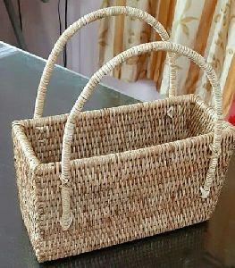 Banana Fibre Shopping Basket