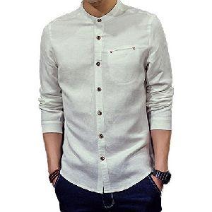 Mens Chinese Collar Shirts