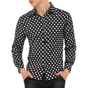 Mens Polka Dot Shirts