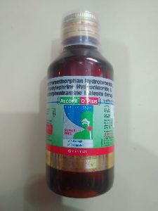 Ascoril D Plus Syrup