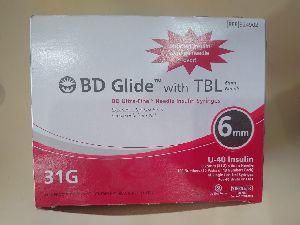 BD Glide Insulin Syringe