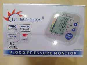 Dr. Morepen Blood Pressure Monitor