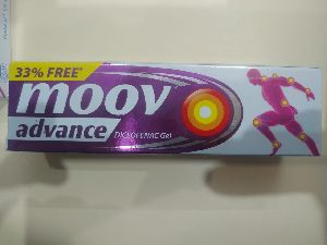 Moov Pain Relief Gel