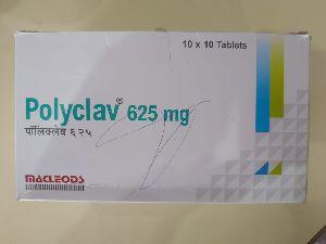 Polyclav Tablets