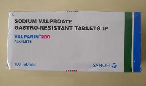 Valparin Alkalets Tablets