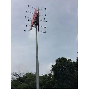Hoarding Mast