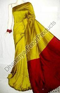 Fancy Handloom Silk Saree