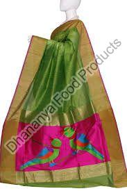 Kanchipuram Handloom Silk Saree