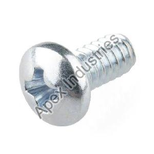 Mild Steel Pan Phillips Head Machine Screws