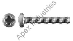 Mild Steel Pozidriv Screws