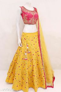 Party Wear Lehenga Choli Set