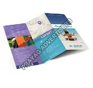 Printed Pamphlet & Flyers