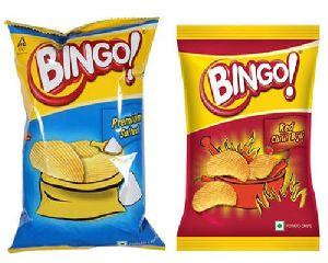 Bingo Snacks
