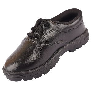 Boys Synthetic School Shoes
