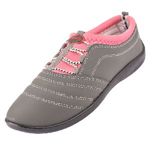Ladies Synthetic Shoes
