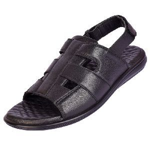 Mens Leather Orthopaedic Sandals