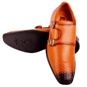 Mens Leather Partywear Shoes