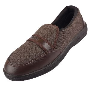 Mens Synthetic Slip On Shoes