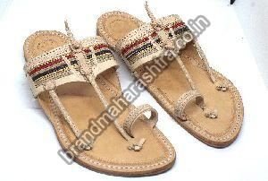 Mens Kapshi Press Kolhapuri Chappal