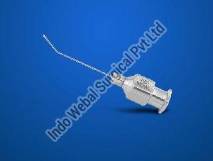 Air Injection Cannula