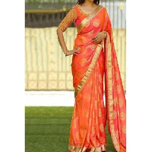 Stylish Jacquard Saree