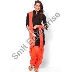 Plain Salwar Suit