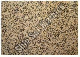 Crystal Brown Granite Slabs