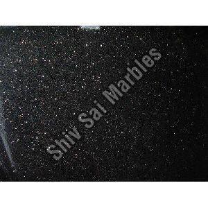 Galaxy Black Granite Slabs