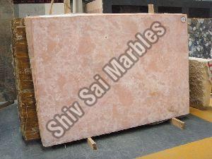 Onyx Pink Marble Slabs