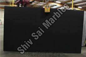 Premium Black Granite Slabs