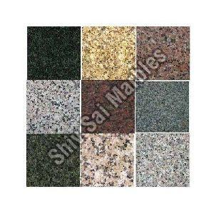 Square Granite Floor Tiles